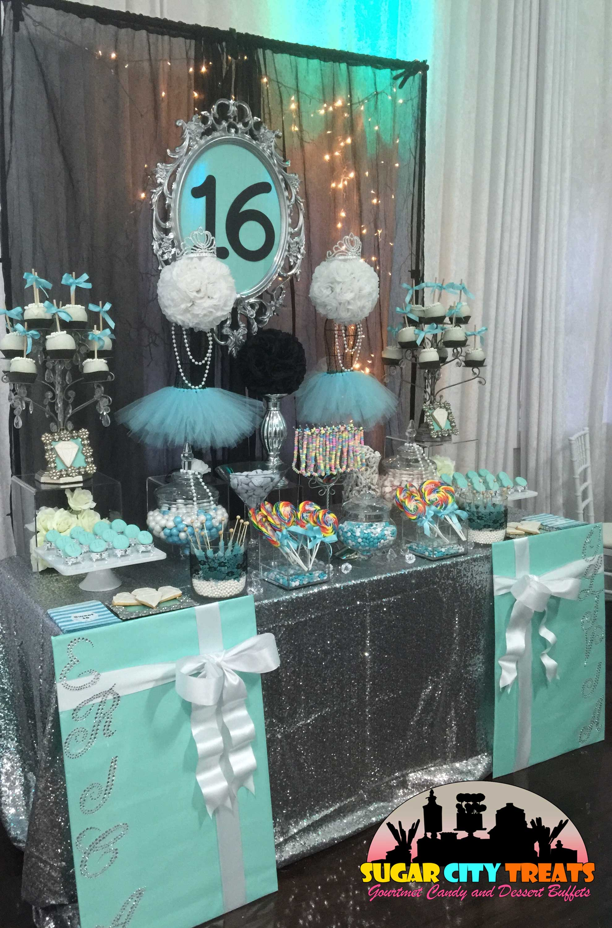 Candy Buffet For Birthday Party Great Prices