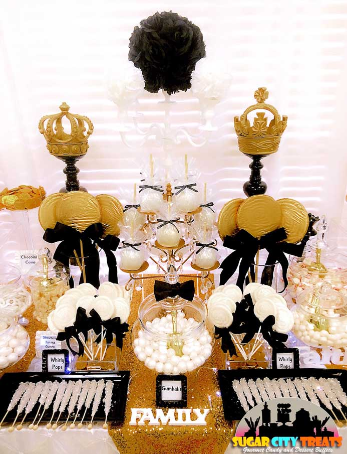 Candy Buffets for Weddings, Birthdays, Special Events
